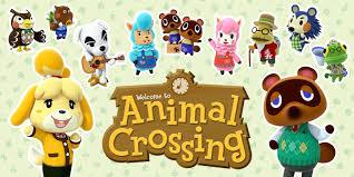 Animal Crossing Hub | Games