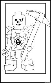 Ninjago Coloring Pages Cartoons Ninjago Lego 2 Printable 2020 4733  Coloring4free - Coloring4Free.com