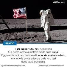 different. - L'UOMO HA VERAMENTE MESSO PIEDE SULLA LUNA?...