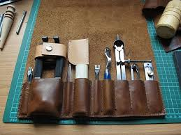 leather tool bag tutorial a extremely