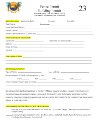 Https Www Cityofmarcoisland Com Sites Default Files Fileattachments Building Services Page 9821 23 Fence Pdf