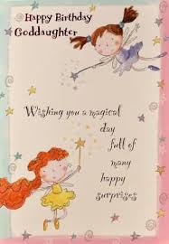 superb birthday wishes for special goddaughter greetings nice wishes