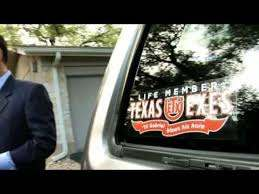 Texas Exes Decal The Graduation Gift Youtube