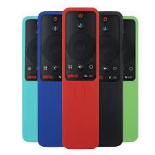 Mega Sale #f2566 - Covers For Xiaomi Mi TV Box S Bluetooth Wifi Smart  Remote Control Case Silicone Shockproof Protective Ski-friendly