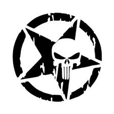 Buy Punisher Car Decal At Affordable Price From 3 Usd Best Prices Fast And Free Shipping Joom