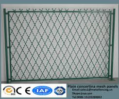 2015 Solid Anti Theft Yard Guard Grills Pvc Coated Concertina Welded Barrier Fence Razor Wire Welding Security Fencing Panels Buy Security Fencing Panels Barrier Fences Guard Grills Product On Alibaba Com