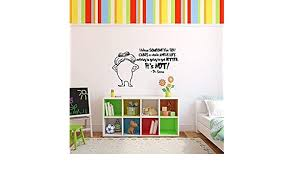 Seuss The Lorax Character And Quote Unless Someone Like You Care A Whole Awful Lot Vinyl Wall Decal Childrens Book Character Home Decor For Kids Room Nursery Dr Handmade Products Home Decor