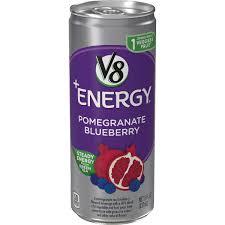 v8 energy pomegranate blueberry