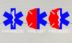 Firemedic Yeti Decal Firefighter Emt Decal Paramedic Decal Etsy