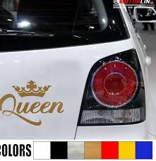 Top 9 Most Popular Car Queen Stickers Brands And Get Free Shipping 4jlmejmj