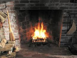 how old houses were heated curbed