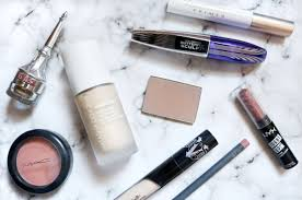 going makeup free for a week my experience