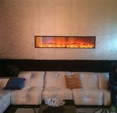 400 220mm electric fireplace