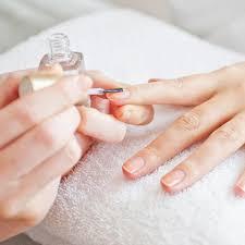 luxury spa hand feet treatments