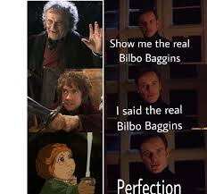 From the untapped meme mine of the 1977 Hobbit film : Hobbit_Memes