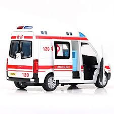 fidgetgear emergency ambulance car