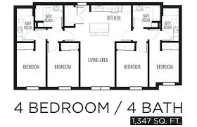 simple floor plans residential with