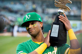 Khris Davis committed to Oakland, signs two-year extension with ...