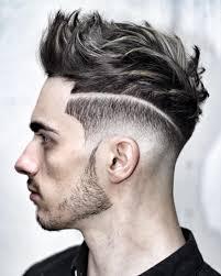 انواع تصفيفات الشعر للرجال