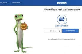geico insurance login account