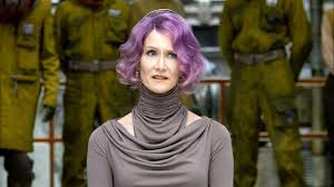 """Charming Proof Laura Dern Kept Saying """"Pew"""" While Shooting Her ..."""