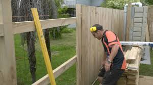 How To Build A Fence Mitre 10 Easy As Diy Youtube