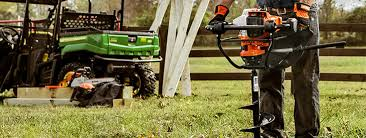 Augers And Gas Powered Drills Stihl Usa
