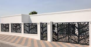 Cape Town Residence Tilt Architectural Feature Screens
