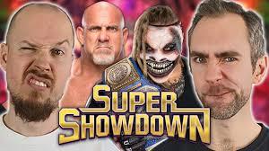 WWE Super Showdown 2020 Reactions!