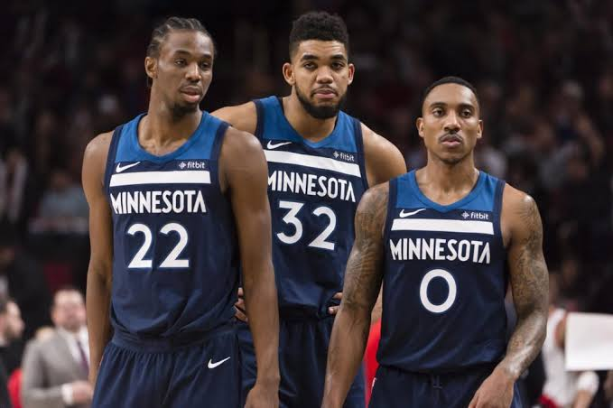 Image result for minnesota timberwolves roster""