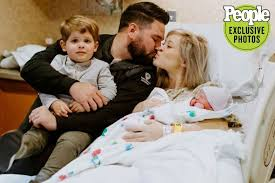 Meet Ames Alexander! Dan + Shay's Shay Mooney and Wife Hannah Welcome  Second Son