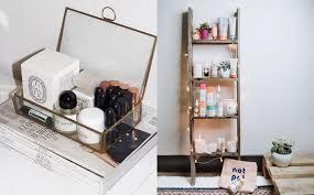 storage ideas to showcase your beauty