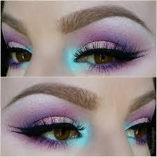 cool eyeshadow ideas for brown eyes