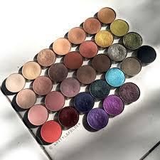 collective hauls makeupgeek eyeshadow