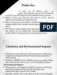 Plastic Toys | Volatile Organic Compound | Plastic