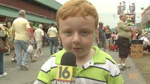 """Meet 5-Year-Old Noah Ritter Who """"Apparently"""" Is a Big Hit Video - ABC News"""