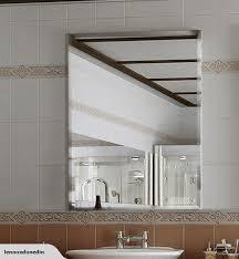 mirror 600mm x 800mm 5mm bevel edge