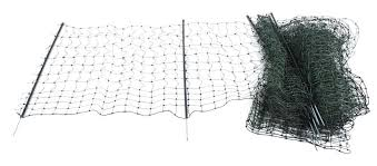 Electrifiable Chicken Netting 25 Metres With Extra Poles Eglu Spares Accessories Chicken Coops Walk In Chicken Runs Chicken Fencing And More Omlet