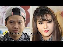 asian makeover power of makeup man