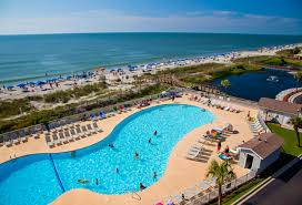 myrtle beach resort oceanfront gated