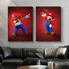 luigis mansion 3 game poster canvas