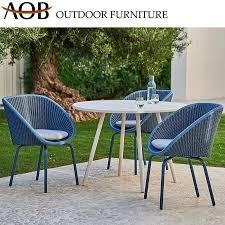 chinese outdoor garden furniture rattan