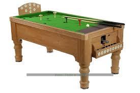 bar billiards tables accessories