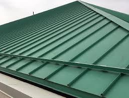 metal roof repair corrugated vs