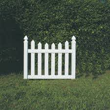 Vinyl Fence Picket 4 Gate Kit 4 Ft Wide Fence Material