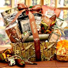 camo gift set hunting gift for dad