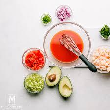easy mexican shrimp l recipe