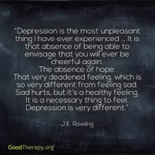 quotes to help explain how depression feels