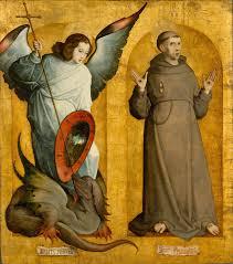 La devozione di san Francesco a san Michele Arcangelo | Arte divertente,  Foto lol, Storia divertente