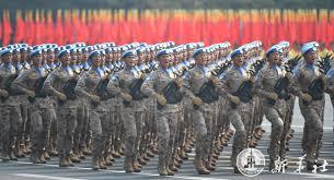 วันชาติจีน, สาธารณรัฐประชาชนจีน, จีน, ข่าวจีน, ผู้รักษาสันติภาพ,  สหประชาชาติ, สวนสนามทางทหาร